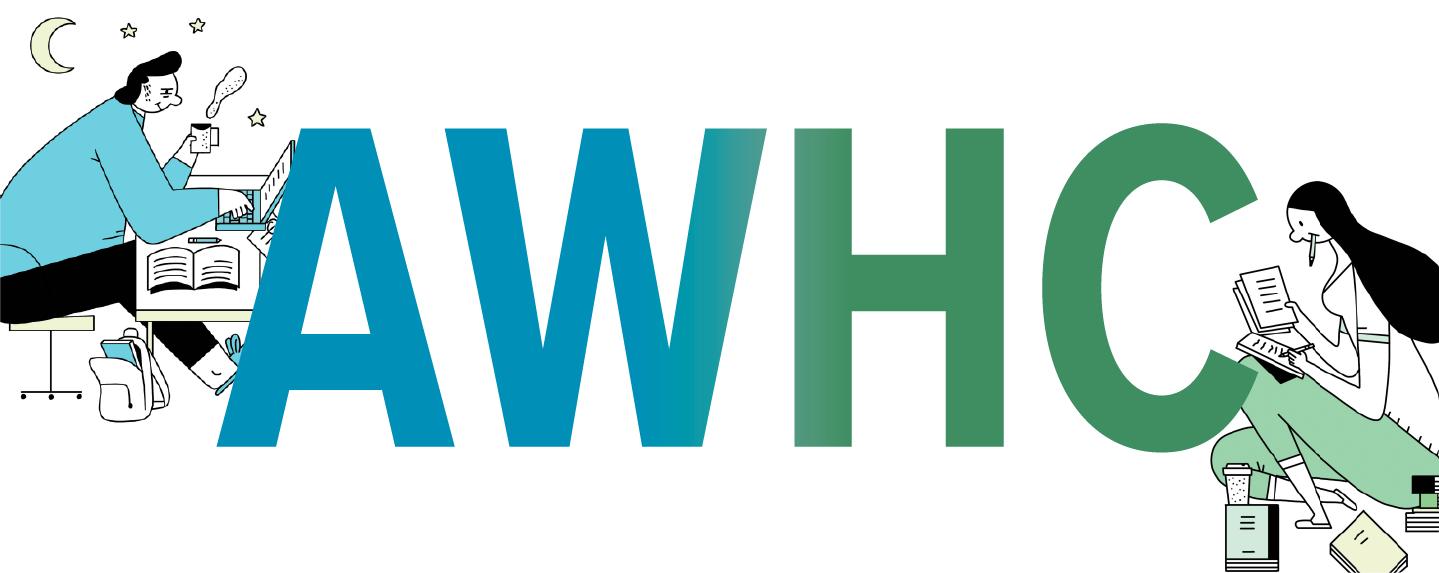 Academic writing help center logo
