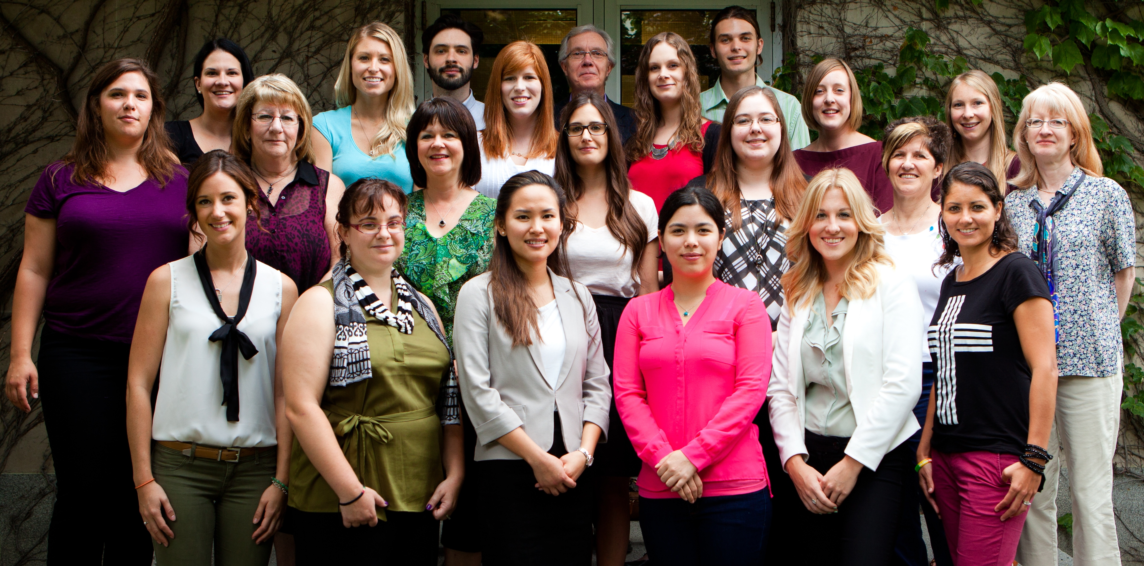Service de counselling et de coaching - photo d'équipe | Counselling and Coaching Service - Team picture